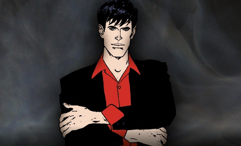 dylan dog serie TV james Wan poster
