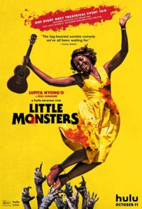 little monsters film 2019 poster