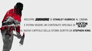 shining edizione estesa poster 2019