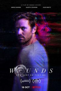 wounds film poster netflix 2019 babak