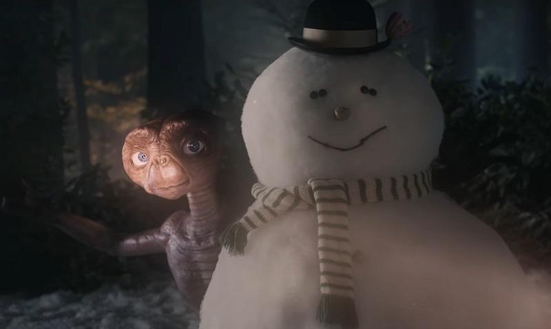 A Holiday Reunion cortometraggio sequel E.T. l'extra-terrestre