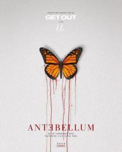 Antebellum film 2020 poster