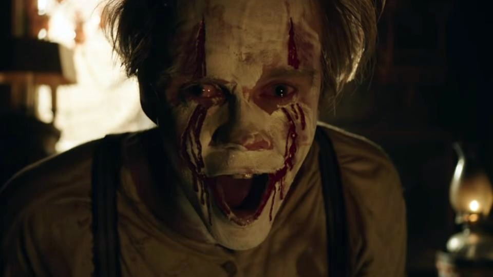 Bill Skarsgård in It Capitolo 2 (2019) pennywise
