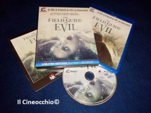 Blu-ray The Field Guide to Evil