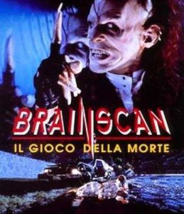 Brainscan il gioco della morte poster