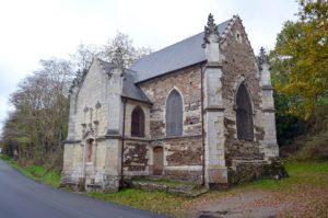 Cappella di Bethléem, dove i gargoyle sono Gremlins e Goldrake