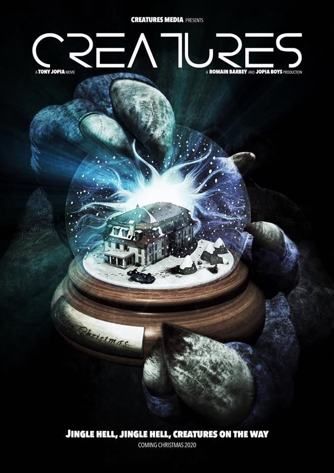 Creatures film 2020 poster