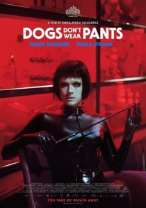 Dogs Don't Wear Pants film poster 2019
