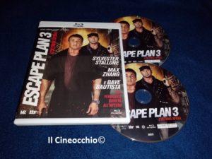 Escape Plan 3 bluray ita