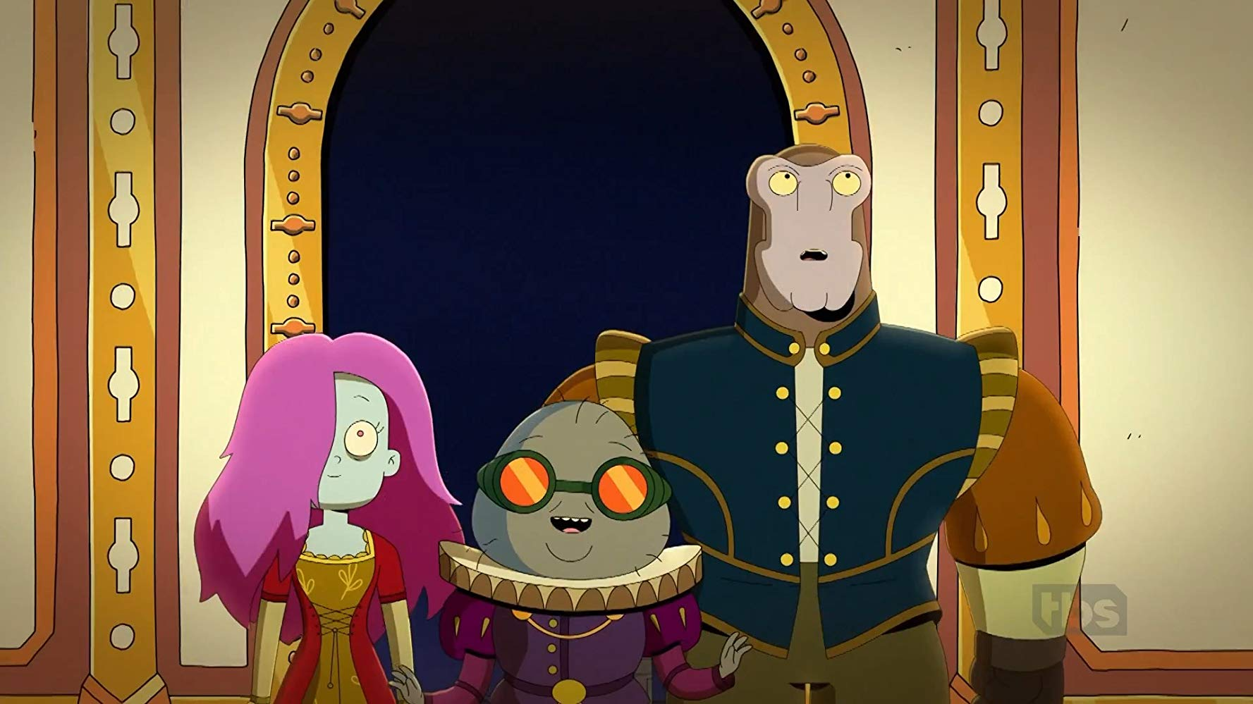 Final Space Stagione 2 - 5