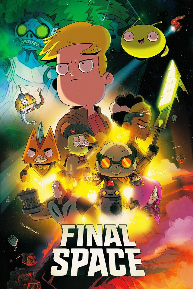 Final Space Stagione 2 - poster