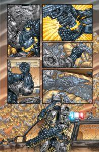 Frank Miller RoboCop - Edizione Definitiva