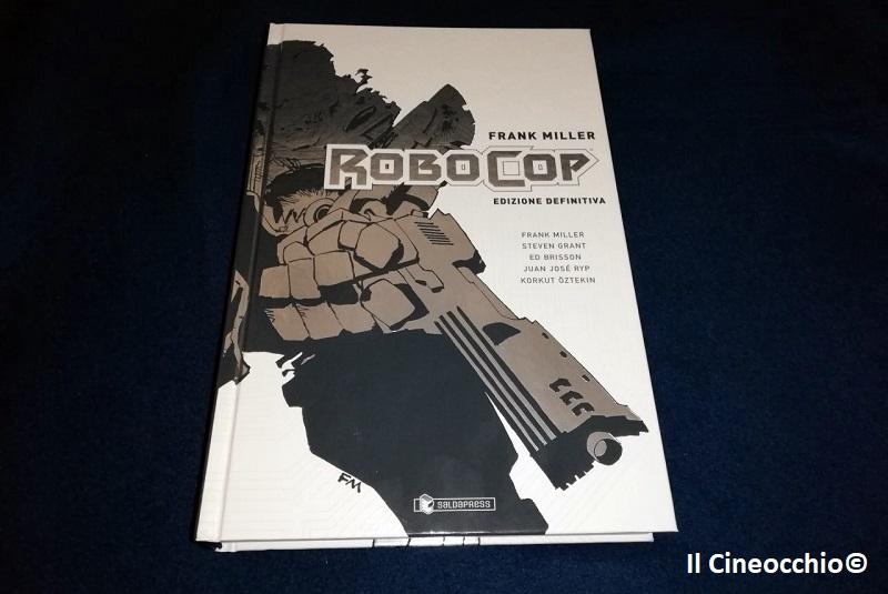 Frank Miller Robocop - Edizione Definitiva saldapress