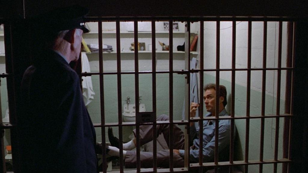 Fuga da Alcatraz (1979) clint eastwood