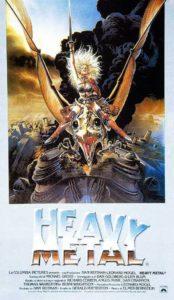 Heavy Metal film 1981 poster