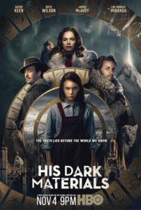 His Dark Materials queste oscure materie serie HBO poster