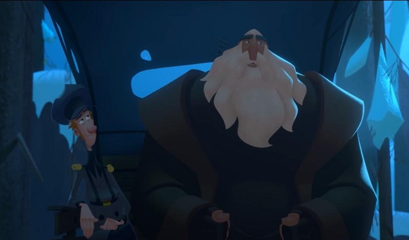 Klaus I segreti del Natale film netflix