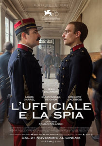L'UFFICIALE E LA SPIA film poster