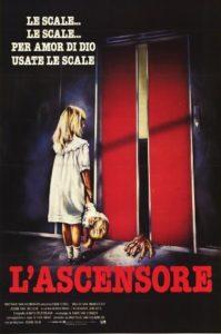 L'ascensore Film poster