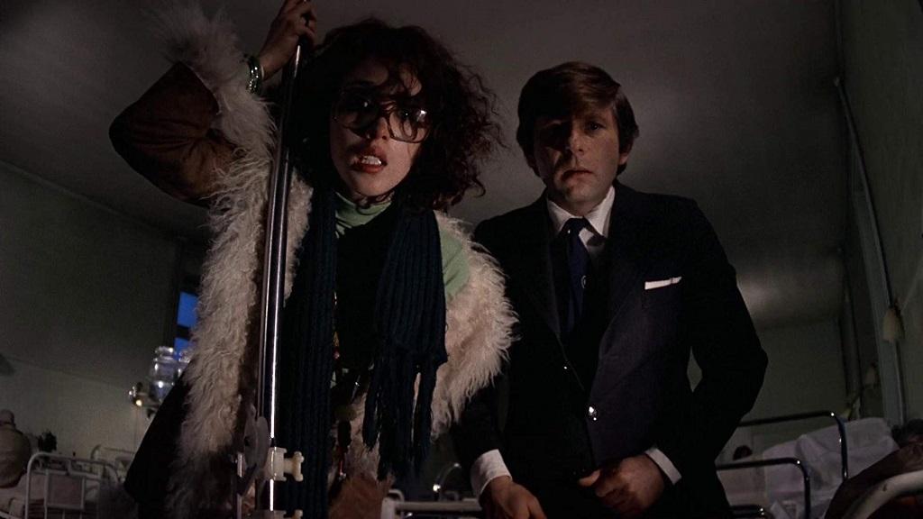 L'inquilino del terzo piano (1976) Isabelle Adjani e Roman Polanski