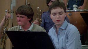 Michael J. Fox e Erin Noble in Classe 1984 (1982)