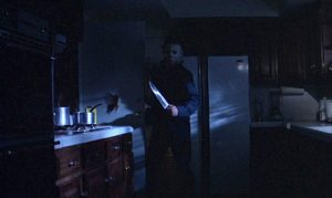 Nick Castle in Halloween (1978) michael myers