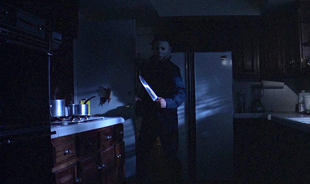 Nick Castle in Halloween (1978) michael myers