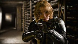 Olivia Thirlby in Dredd (2012) film
