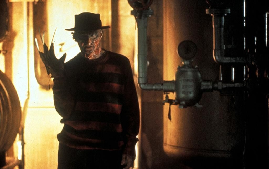 Robert Englund in Nightmare dal profondo della notte film (1984)
