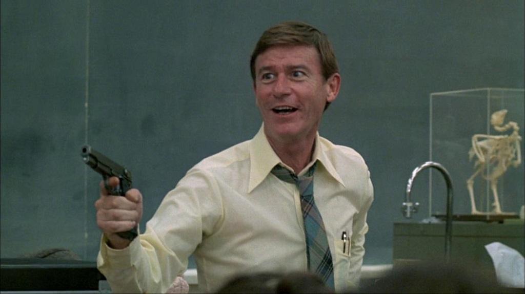 Roddy McDowall in Classe 1984 (1982)