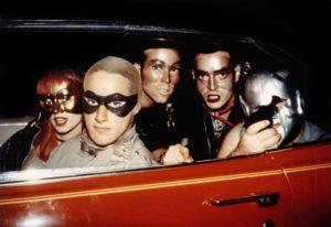 Stefan Arngrim, Neil Clifford, Keith Knight, Lisa Langlois e Timothy Van Patten in Classe 1984 (1982)