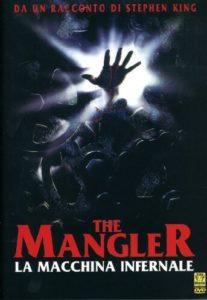 The Mangler - La macchina infernale poster