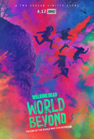 The Walking Dead World Beyond poster