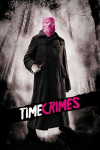 Timecrimes film Nacho Vigalondo poster