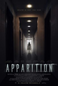 apparition film poster 2019 horror mena suvari