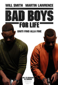 bad boys for life film poster