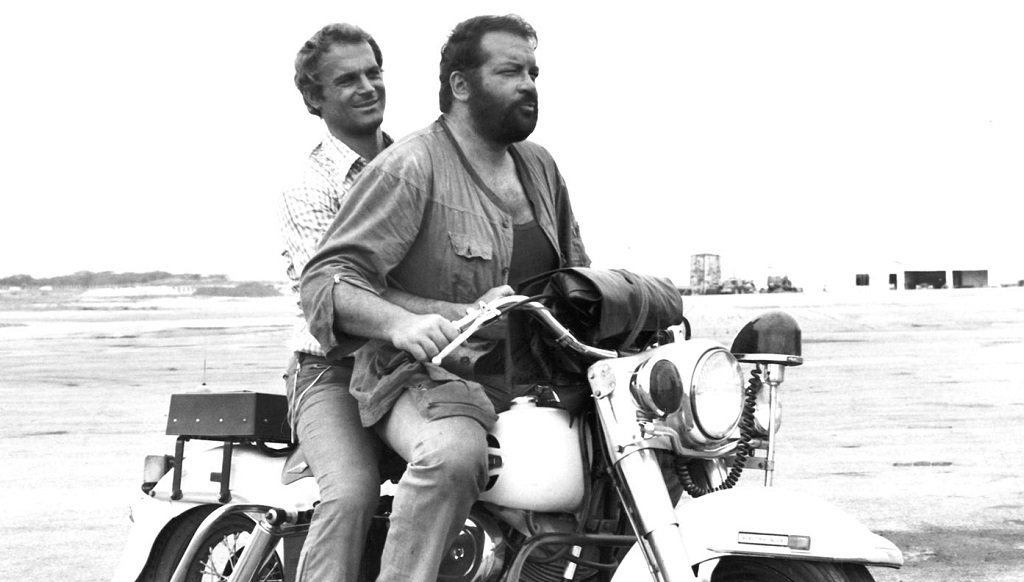 bud spencer terence hill moto