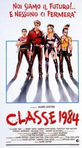 classe 1984 film poster