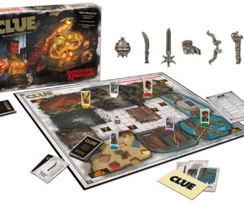 cluedo Dungeons & Dragons gioco