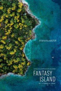 fantasy island film poster 2020