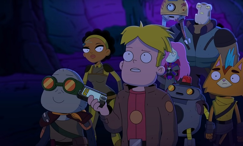 final space serie stagione 2 netflix