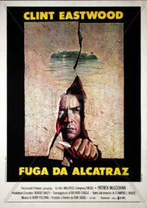 fuga da alcatraz 1979 film poster