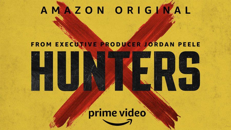 hunters serie amazon poster