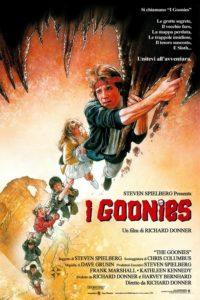 i goonies film poster 1985