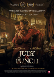 judy & punch film poster 2019