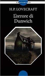 l'orrore di dunwich lovecraft libro