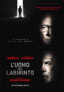 l'uomo del labirinto film poster