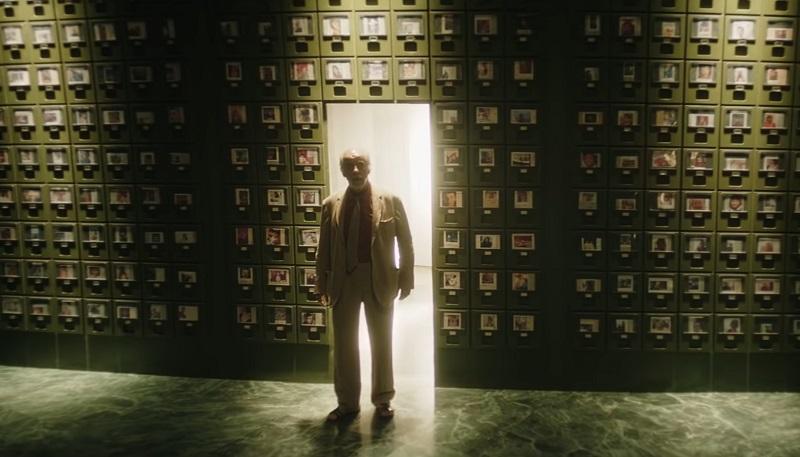 l'uomo del labirinto film servillo