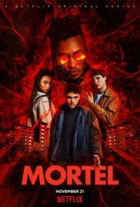 mortale serie netflix 2019 poster