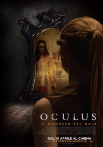 oculus film horror poster 2013